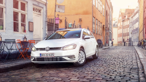 Privatleasing af ny VW Golf
